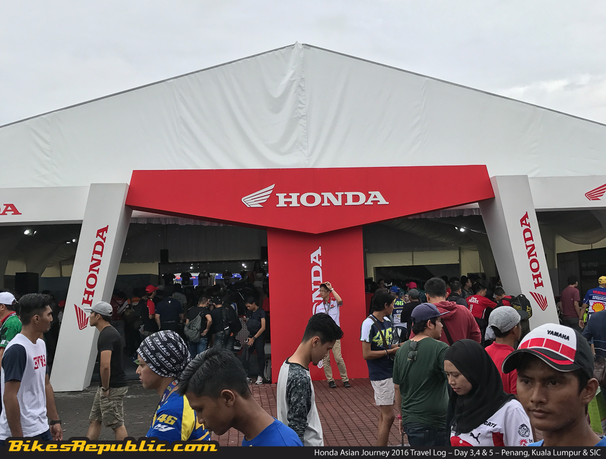 """Boon Siew Honda ready to rock MotoGP with """"Feel the Vibe"""" booth – Bike Trader Malaysia - News ..."""