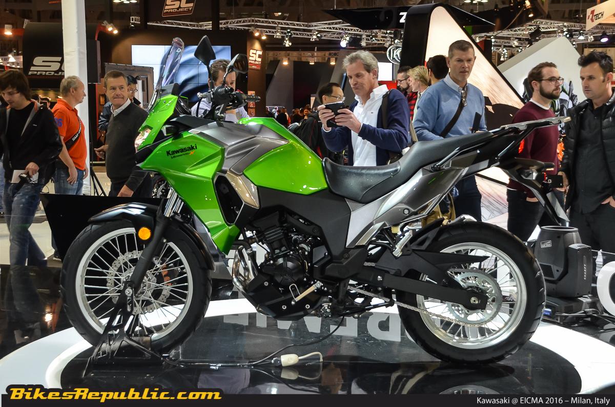 Kawasaki by encased exclusive photo