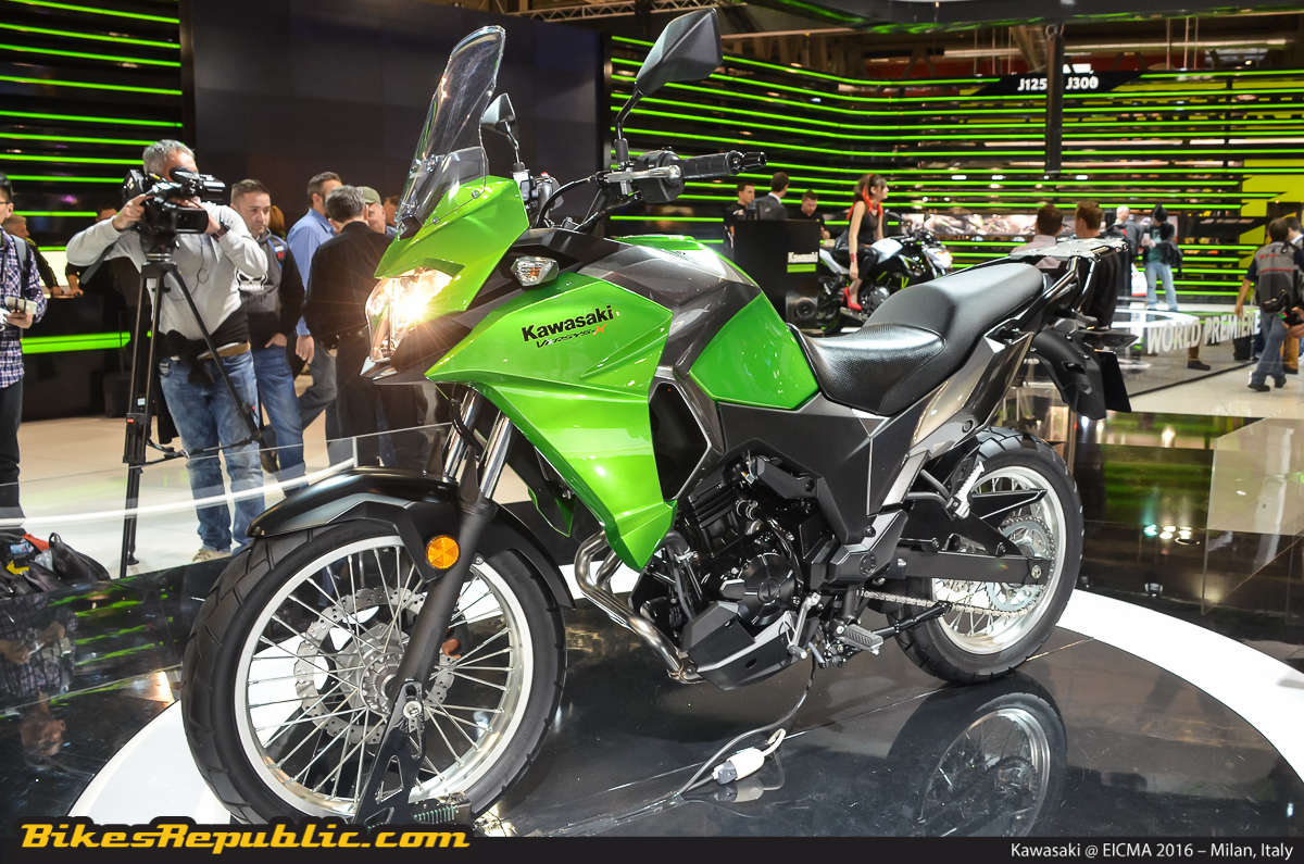 kawasaki versys x 250 launched in indonesia bikesrepublic. Black Bedroom Furniture Sets. Home Design Ideas