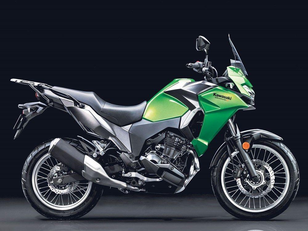 Kawasaki Versys-X 250 launched in Indonesia - BikesRepublic