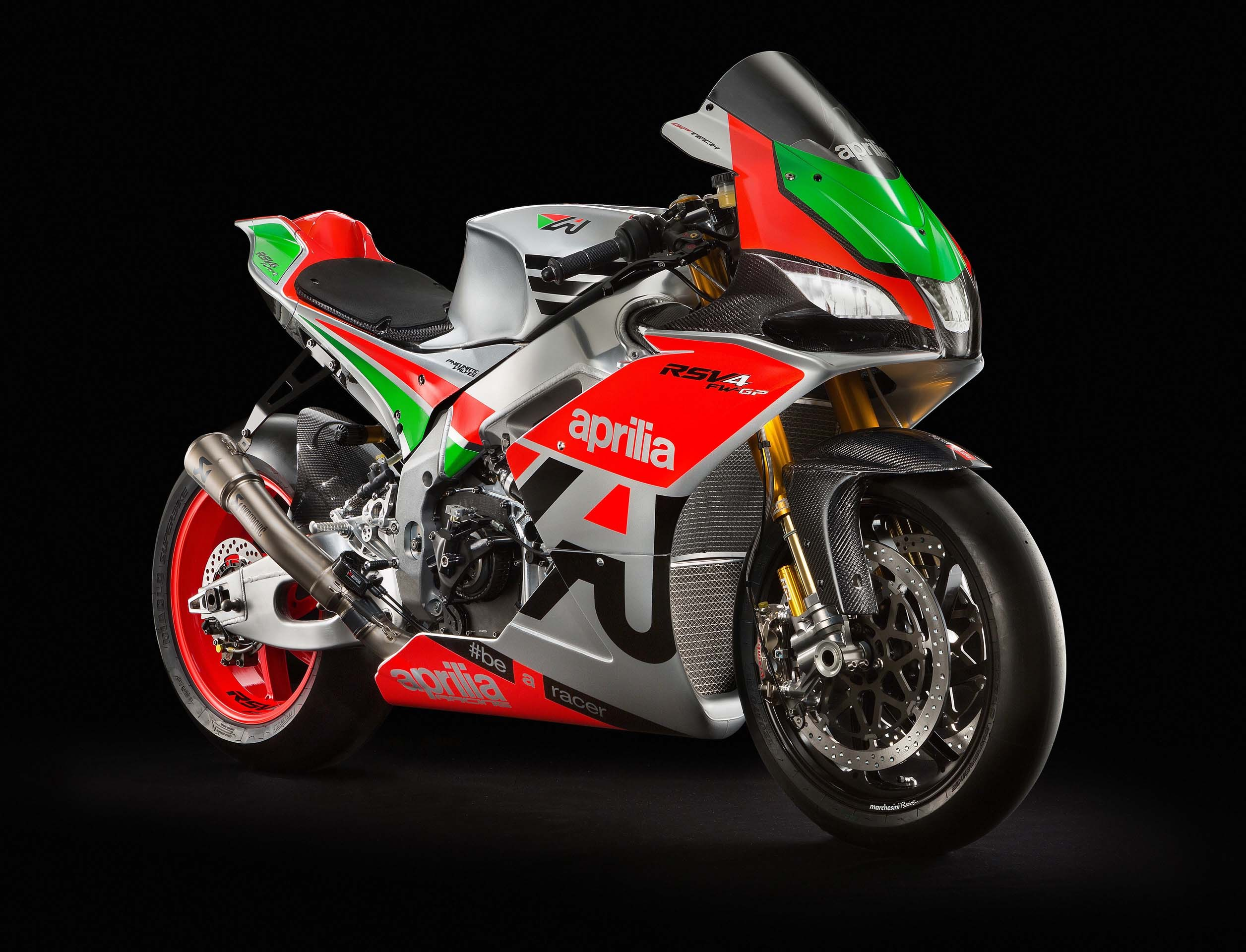 aprilia rsv4 r fw-gp unleashed - bikesrepublic