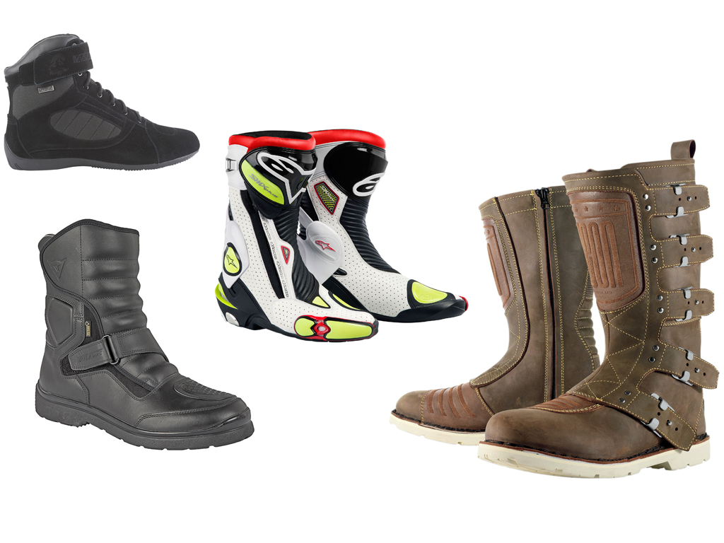 Riding Boots Part 2 - Choosing Your Motorcycle Boots - BikesRepublic
