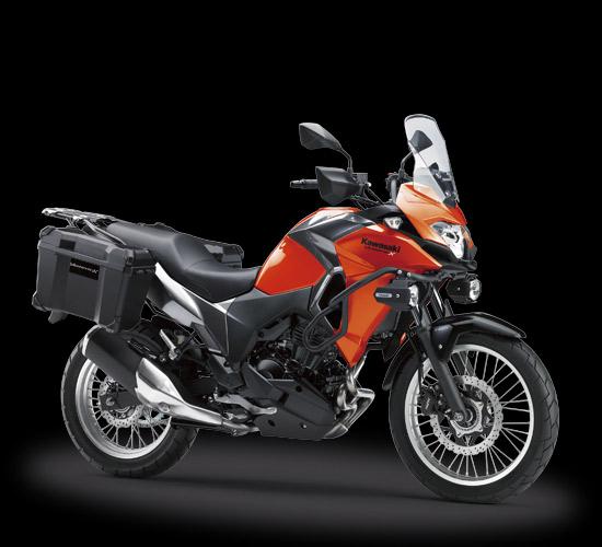 Kawasaki Versys Touring Indonesia