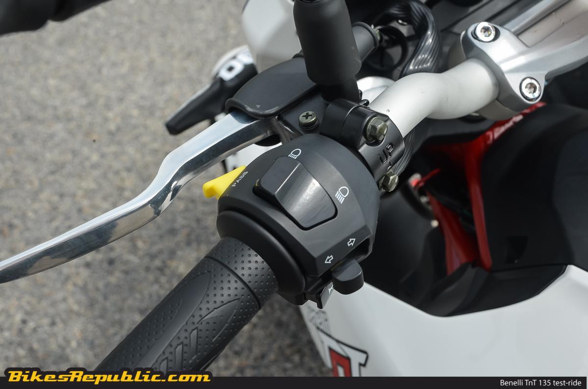 Test Ride Benelli Tnt 135 Mighty Mini Moto Bikesrepublic