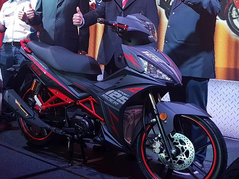 SYM Sport Rider 125i SE - BikesRepublic