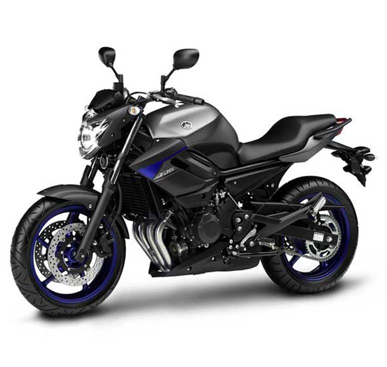 Yamaha xj6n specs