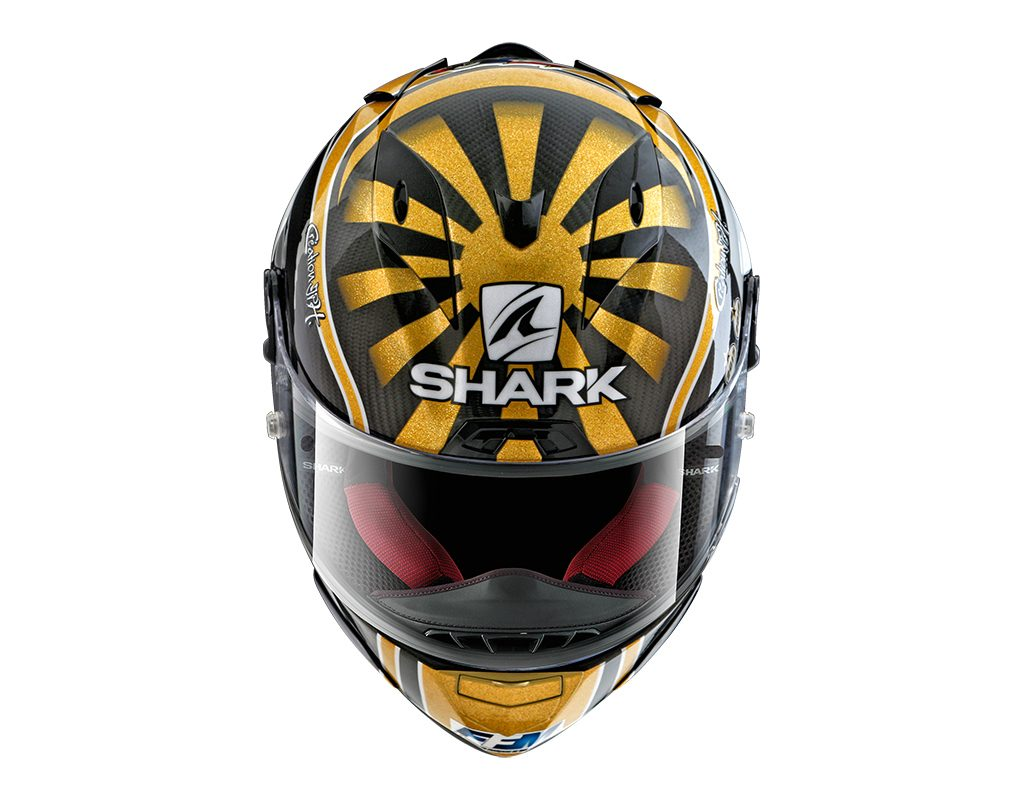 shark helmets introduces limited edition johann zarco helmet. Black Bedroom Furniture Sets. Home Design Ideas