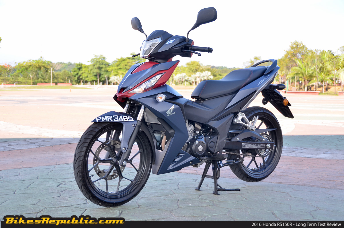 2016 Honda Rs150r Long Term Test Bikesrepublic