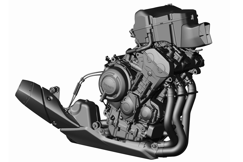 MotoGP: Triumph Confirmed as Engine Supplier for Moto2 in 2019 - BikesRepublic