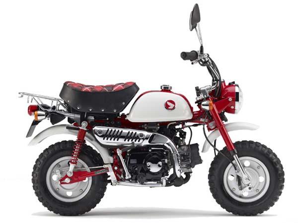 Honda Releases 50th Anniversary Monkey Bike - BikesRepublic