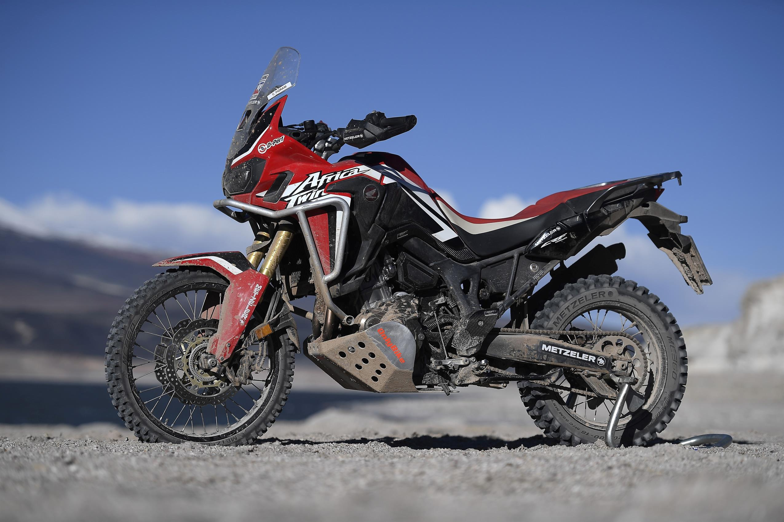 honda africa twin achieves the impossible. Black Bedroom Furniture Sets. Home Design Ideas