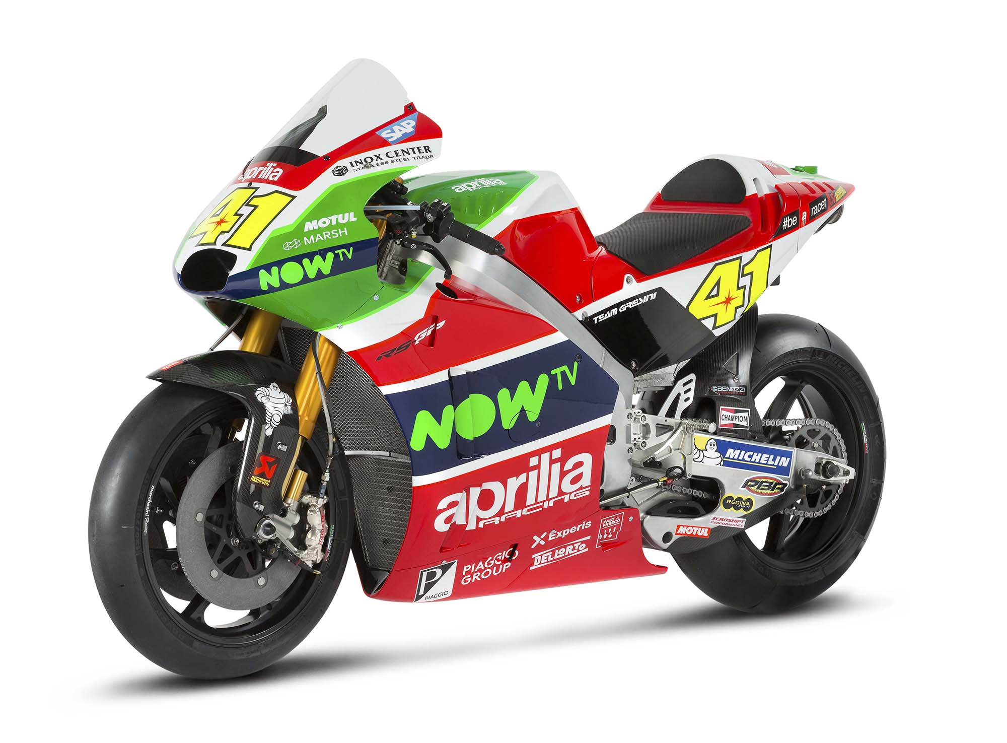 ... Aprilia Unveals the RS-GP Bike Livery for 2017 season - BikesRepublic