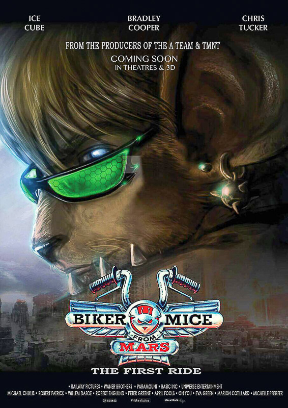 biker mice from mars movie -#main