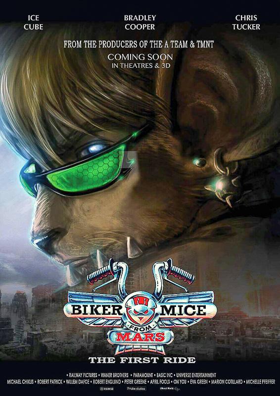 biker mice from mars movie bikesrepublic