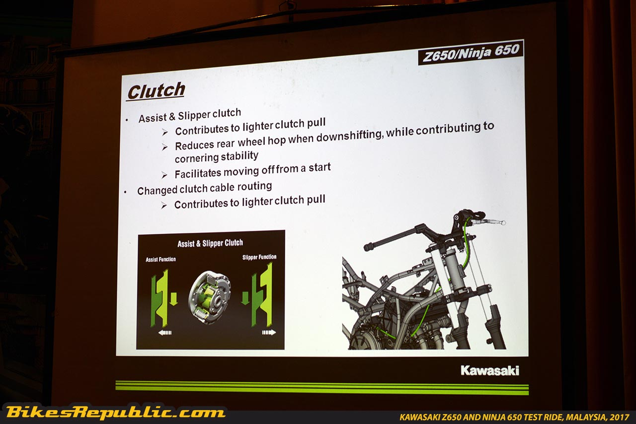 Top Things You Need To Know About The Slipper Clutch Bikesrepublic Ninja 650r Engine Diagram By Simply Reducing Effects Of Braking This Is A Massive Bonus Especially For Higher Capacity Motorcycles Where And Likeliness