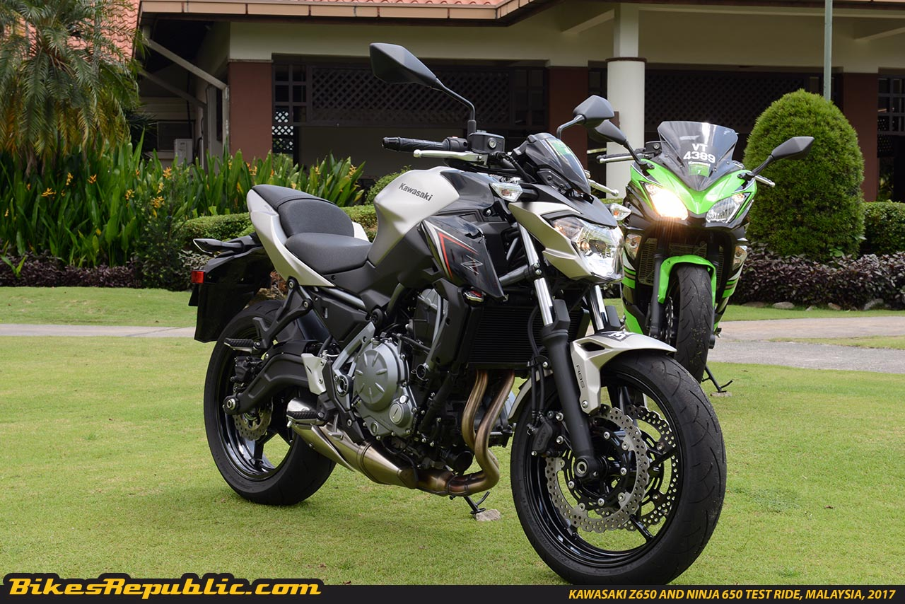 While Most Folks Would Say That A Good Middleweight Bike Usually Cost Somewhere North Of RM50000 Both The 2017 Kawasaki Ninja 650