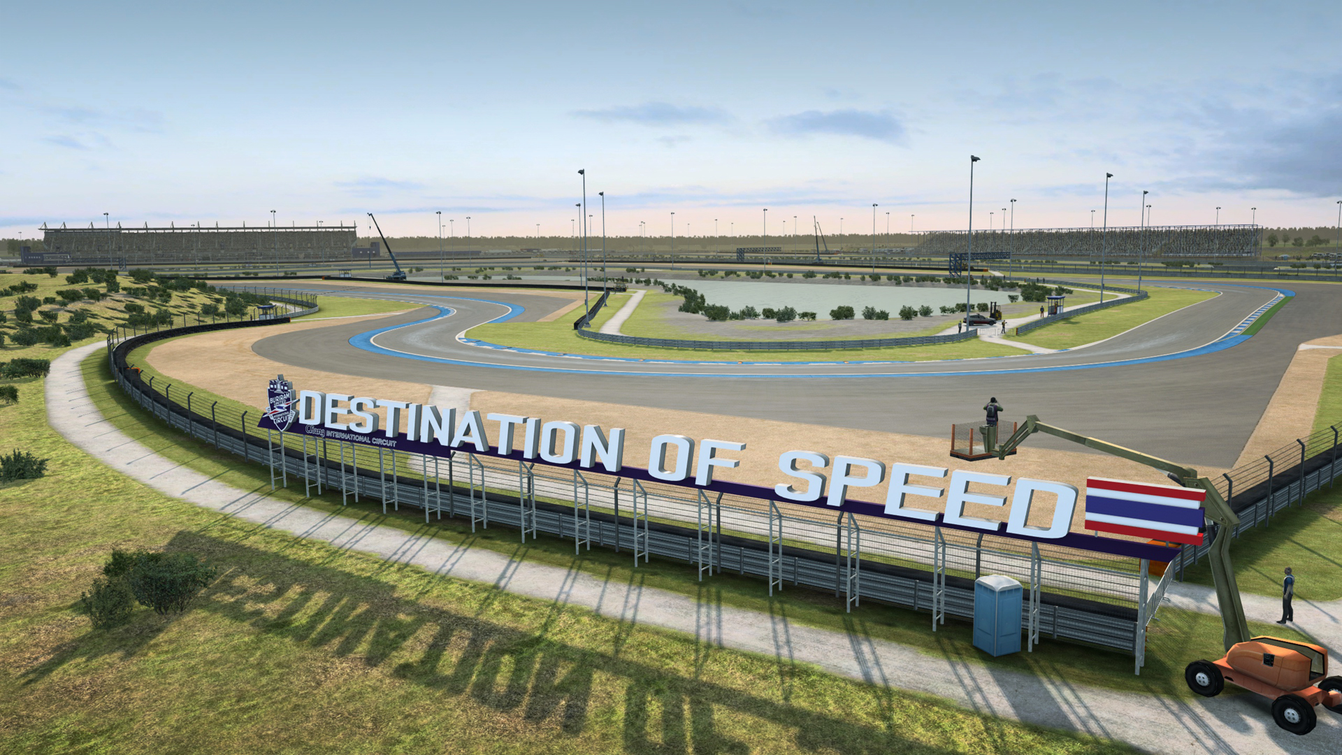Chang International Circuit. Image: Bikesrepublic