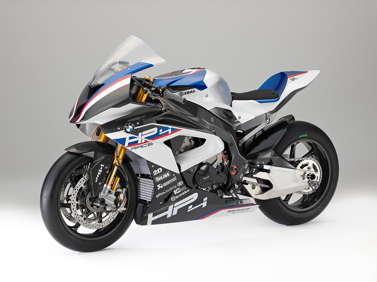 Bmw Hp4 Race Ready To Rock Its First Race At Ulster Gp Bikesrepublic
