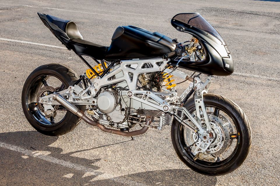"""Tiny Home Designs: Motorcycle Innovation Plans To Build New TS3 """"Shockwave"""