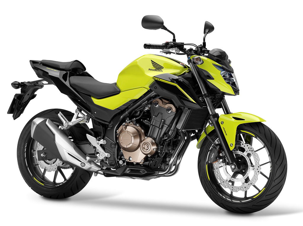 new colour for the 2017 honda cbr500r and cb500f lemon ice yellow from rm31 363 bikesrepublic. Black Bedroom Furniture Sets. Home Design Ideas