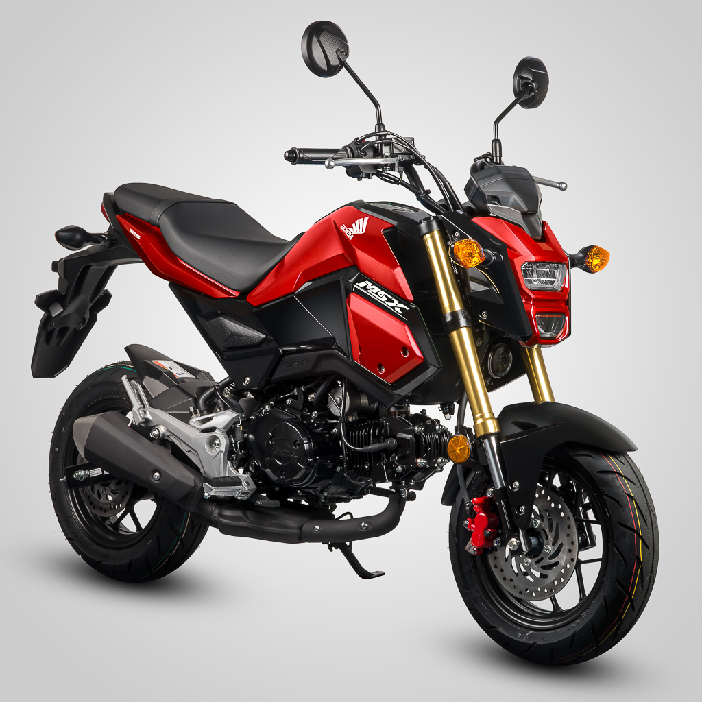 New Colours Available For The 2017 Honda Msx 125 Rm11 128