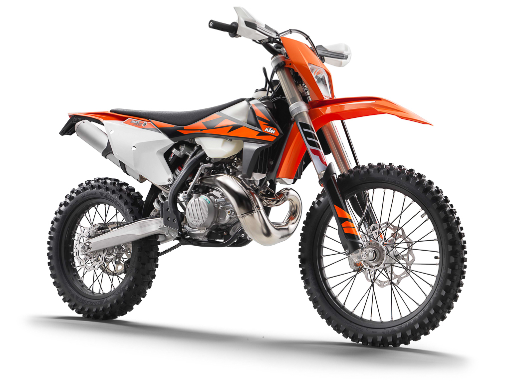 New Fuel Injected Ktm  Stroke
