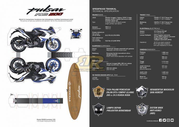 New Modenas 200cc