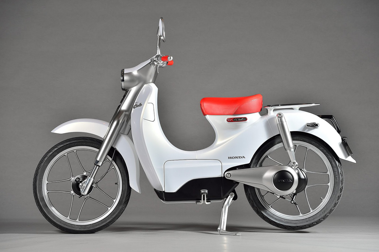 honda confirms production electric scooter in 2018 bikesrepublic. Black Bedroom Furniture Sets. Home Design Ideas