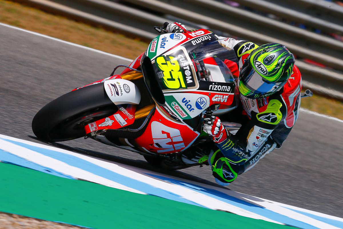 MotoGP: Cal Crutchlow signs new two-year deal with HRC - BikesRepublic