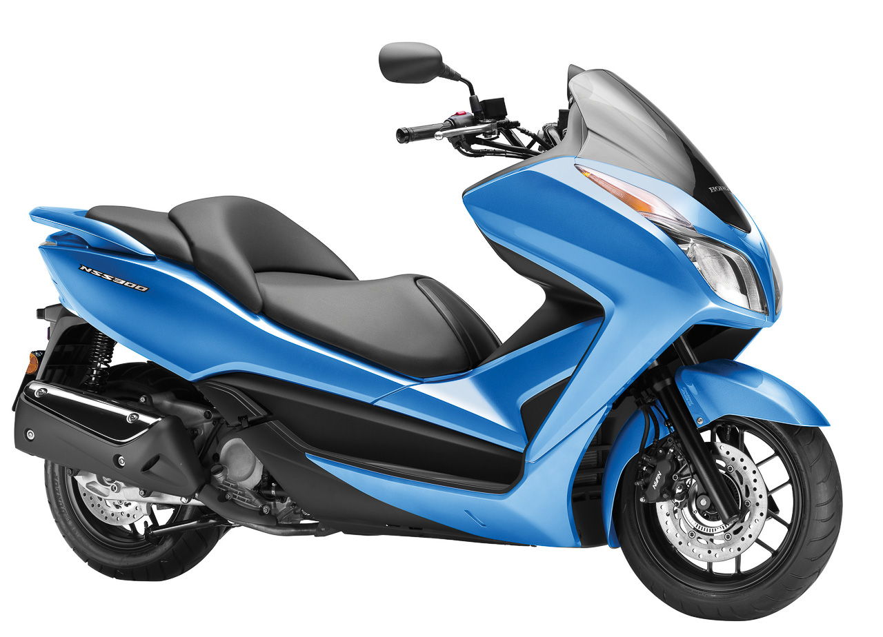 new colour for the honda pcx and nss300 candy caribbean. Black Bedroom Furniture Sets. Home Design Ideas