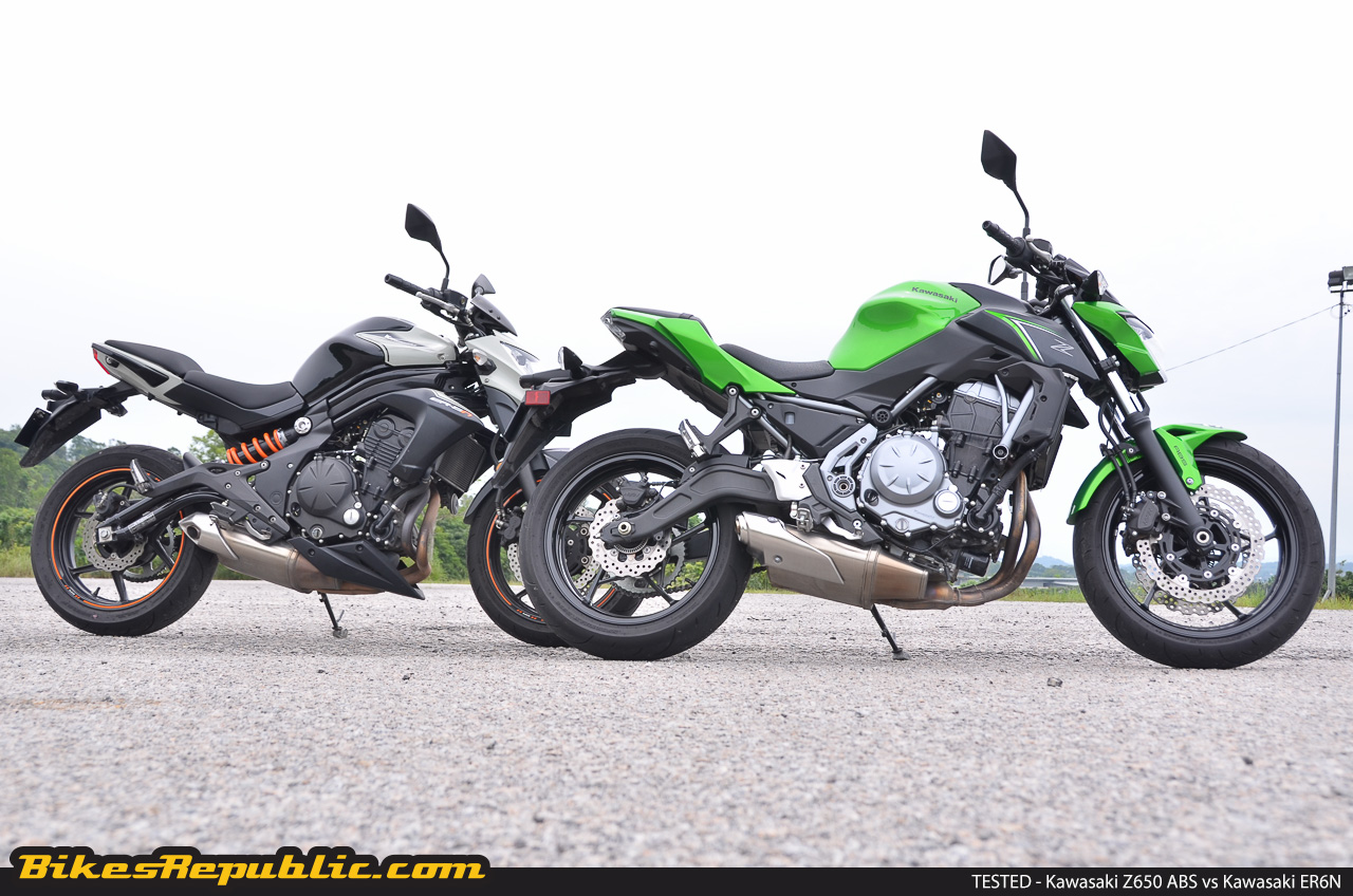 So How Did Kawasaki Take An Already Good Bike And Make It Better By Completely Tearing Down Improving Each Every Aspect
