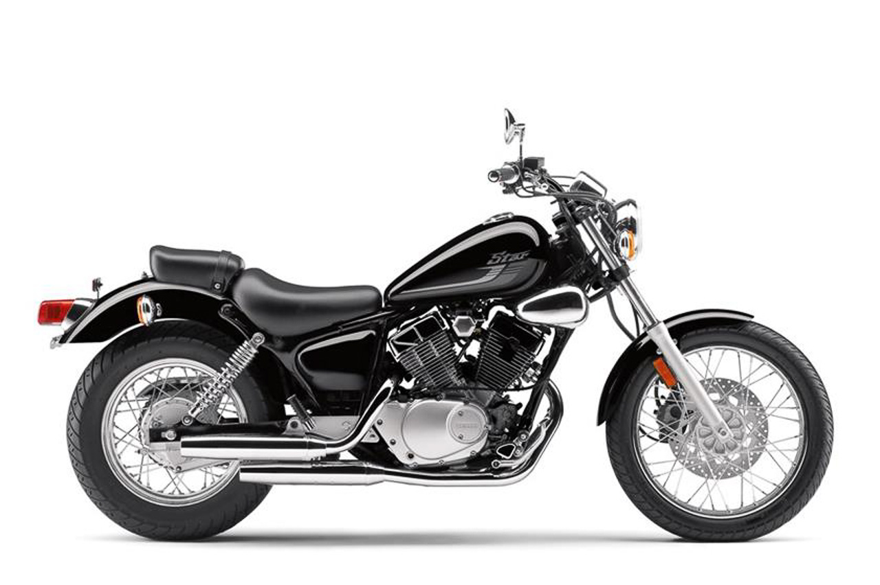 Yamaha Launches New 250cc Cruiser 2018 Yamaha V Star 250