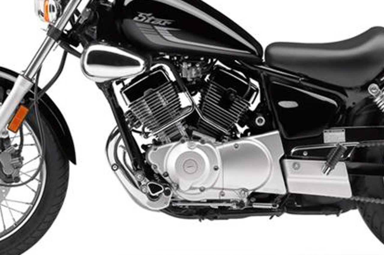 Yamaha launches new 250cc cruiser - 2018 Yamaha V Star 250! (RM18 ...