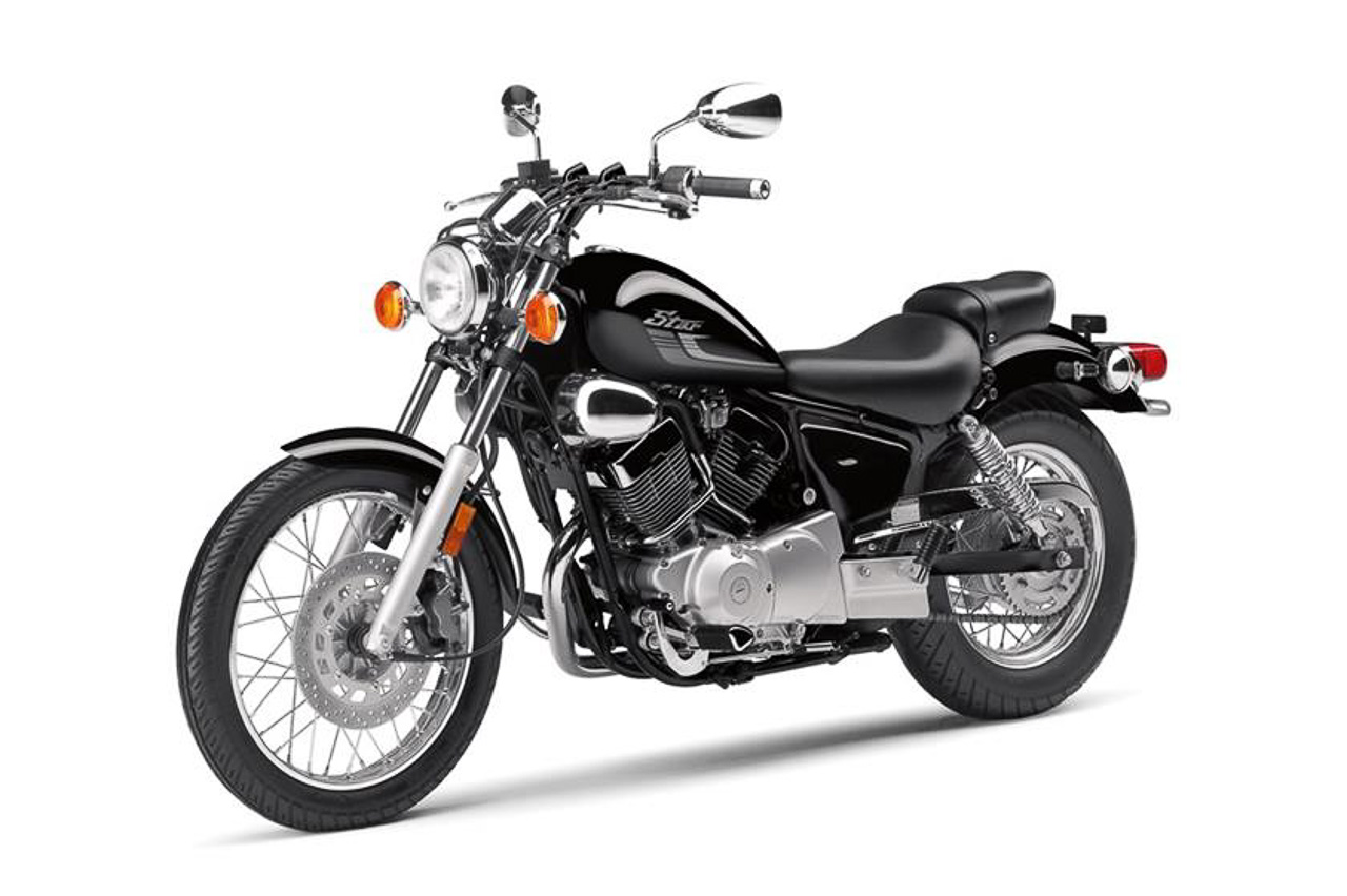 Yamaha launches new 250cc cruiser 2018 yamaha v star 250 rm18 606 bikesrepublic for Motor sport yamaha