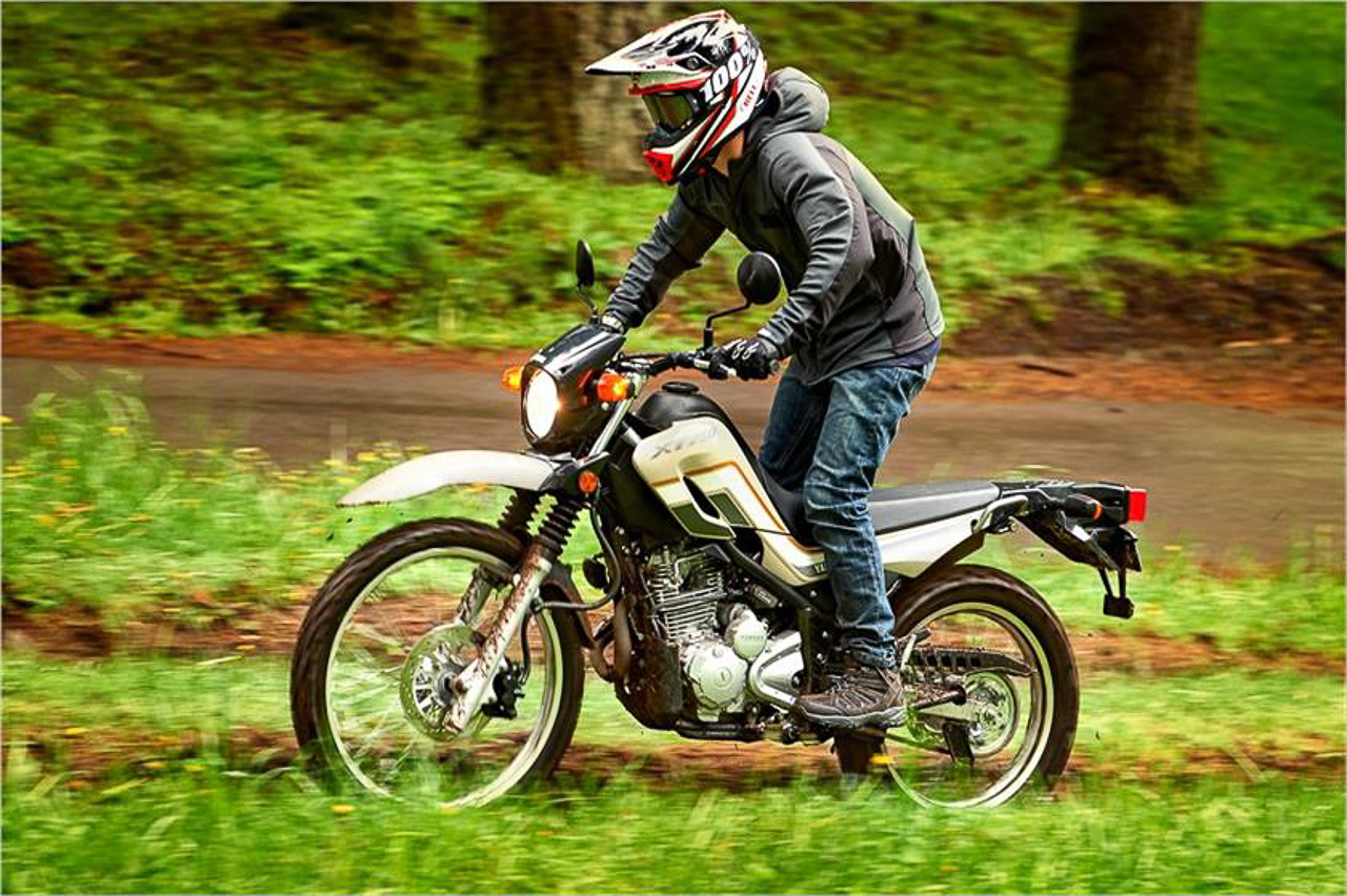 New 2018 Yamaha XT250 & TW200 Dual-Sport Motorcycles released - From ...
