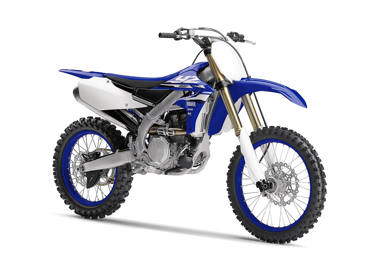 2021 Yamaha YZ450F Guide • Total Motorcycle