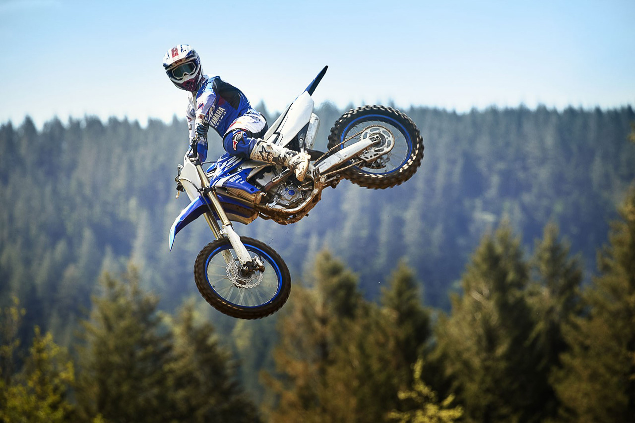 2018 yamaha yz450f a dirt bike you can tune using your for New yamaha 450