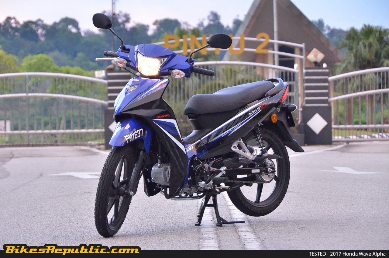 Wave S Honda Honda All New Wave 110 Launched In Malaysia