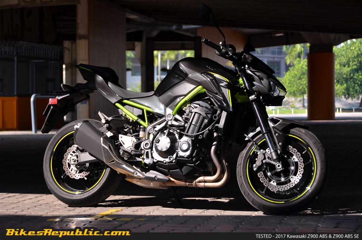kawasaki releases 2018 kawasaki z900 rs teaser trailer. Black Bedroom Furniture Sets. Home Design Ideas