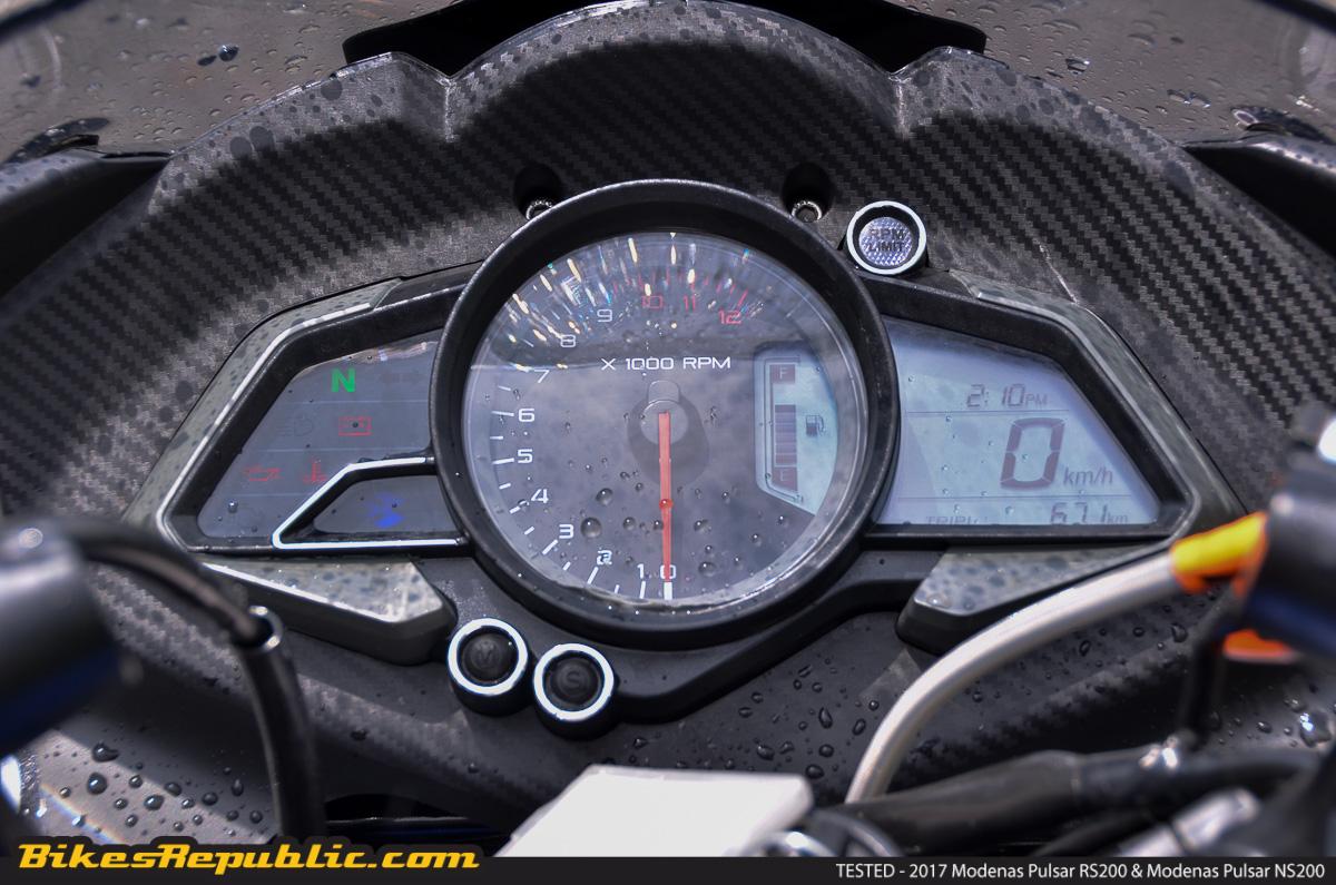 Tested 2017 Modenas Pulsar Rs200 Ns200 Br Batch 2 6 Bikesrepublic