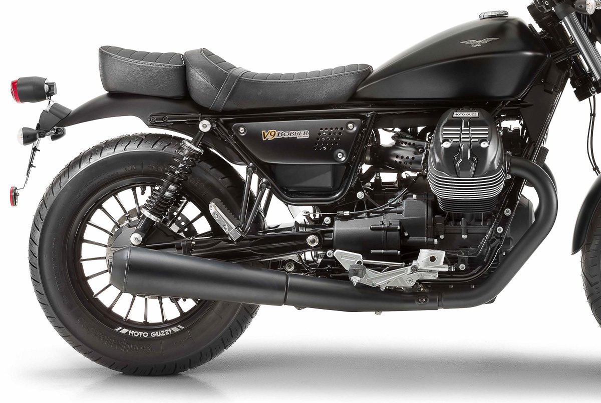 moto guzzi malaysia launches 2017 moto guzzi v9 bobber. Black Bedroom Furniture Sets. Home Design Ideas