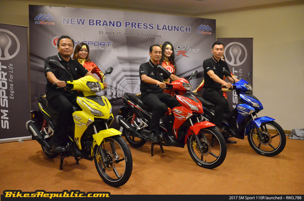 Mforce Bike launches Flood Relief Service Program for Penang flood victims