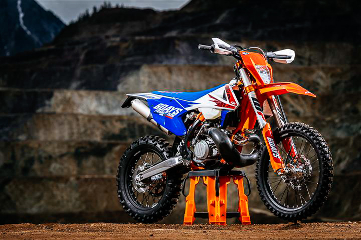 2018 ktm 500 6 days. exellent 500 two very special 2018 ktm six days edition models have been  unveiled by north america following the manufactureru0027s extensive success in  inside ktm 500 6 days o