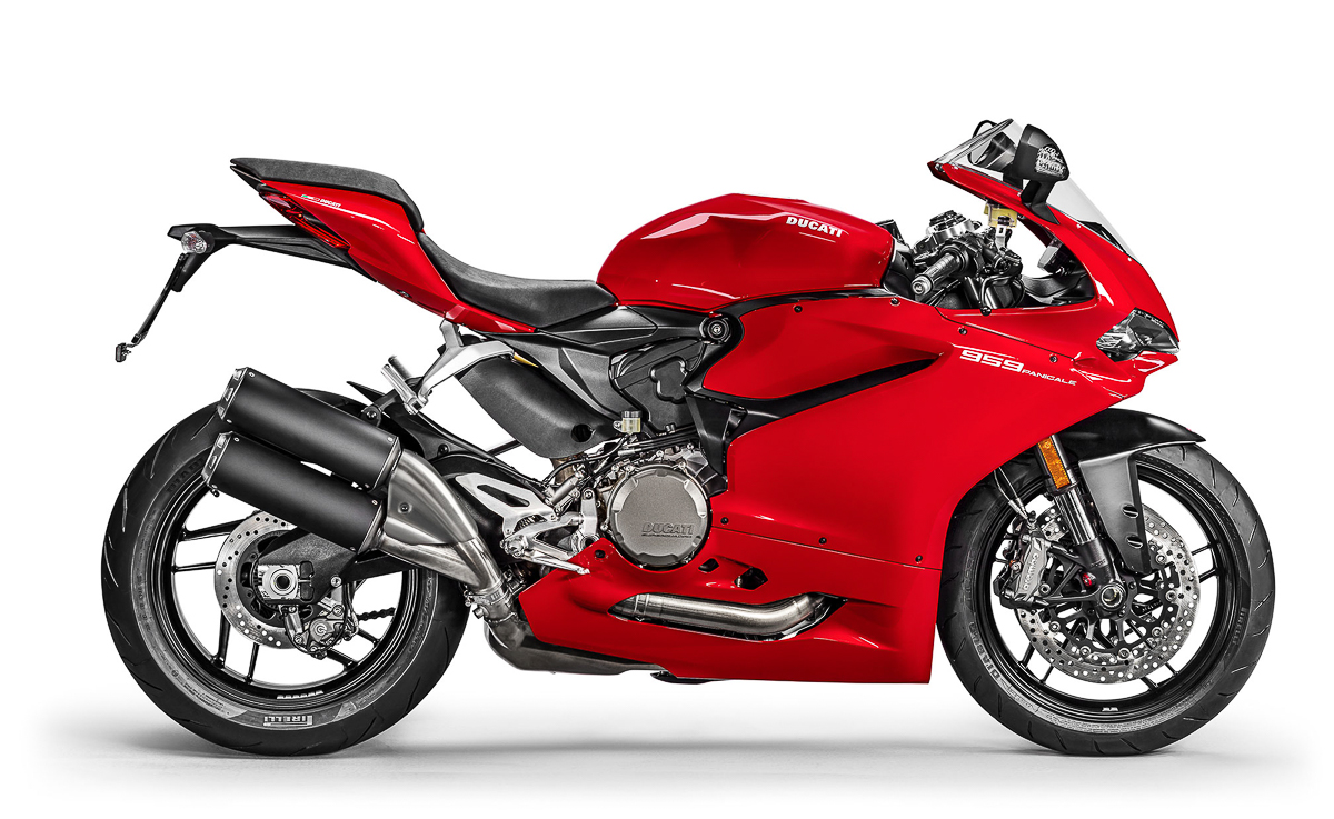 New 2018 Ducati 959 Panigale Corse In The Works