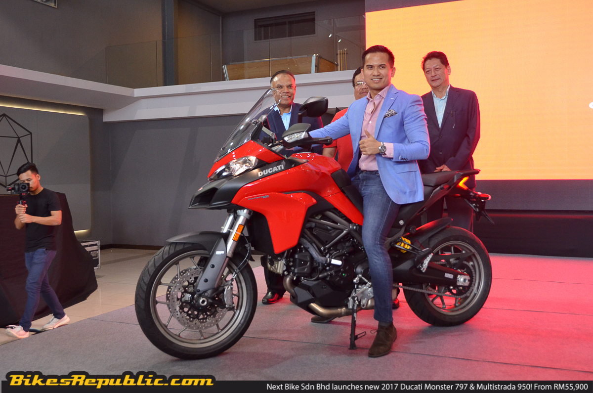 New Ducati Monster Price
