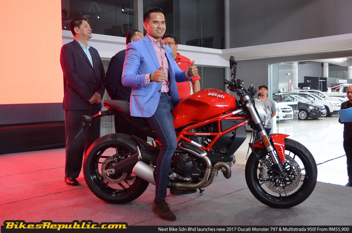 Ducati Malaysia renews nd's partnership for 2018 - BikesRepublic