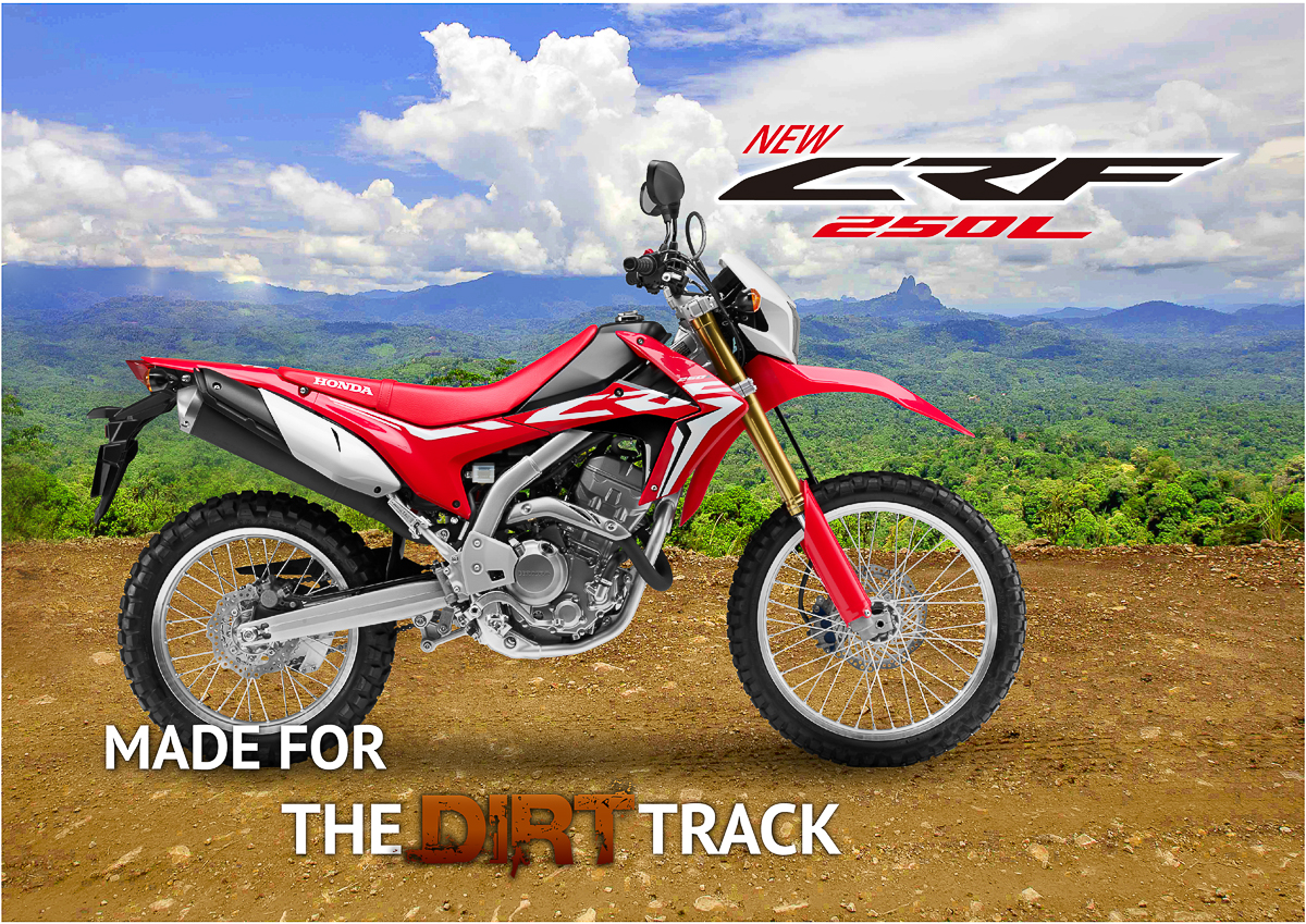 2018 honda 250l. beautiful 250l 2018 honda crf 250 l rally release review perfact boon siew honda official  launches 2017 to 250l