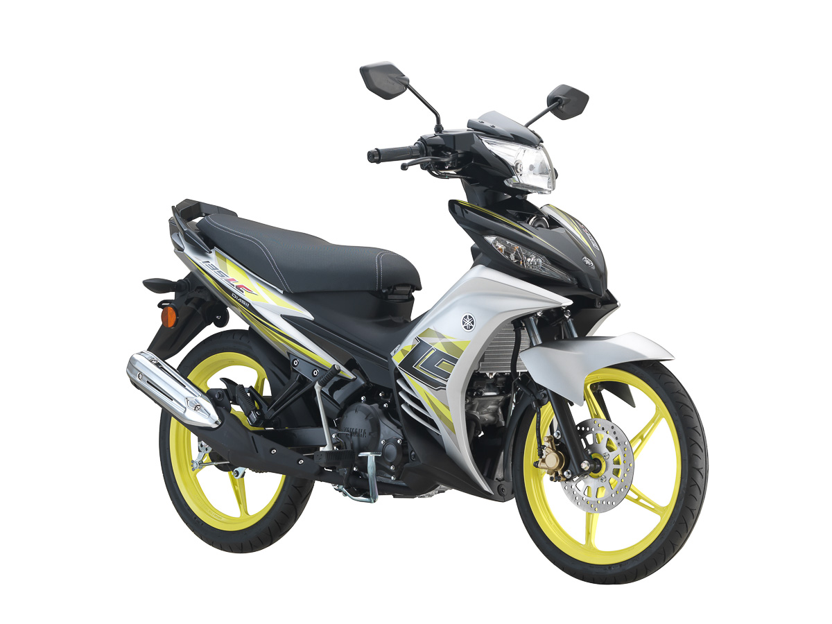New colours for 2017 yamaha y135lc from rm7 167 for New yamaha motor