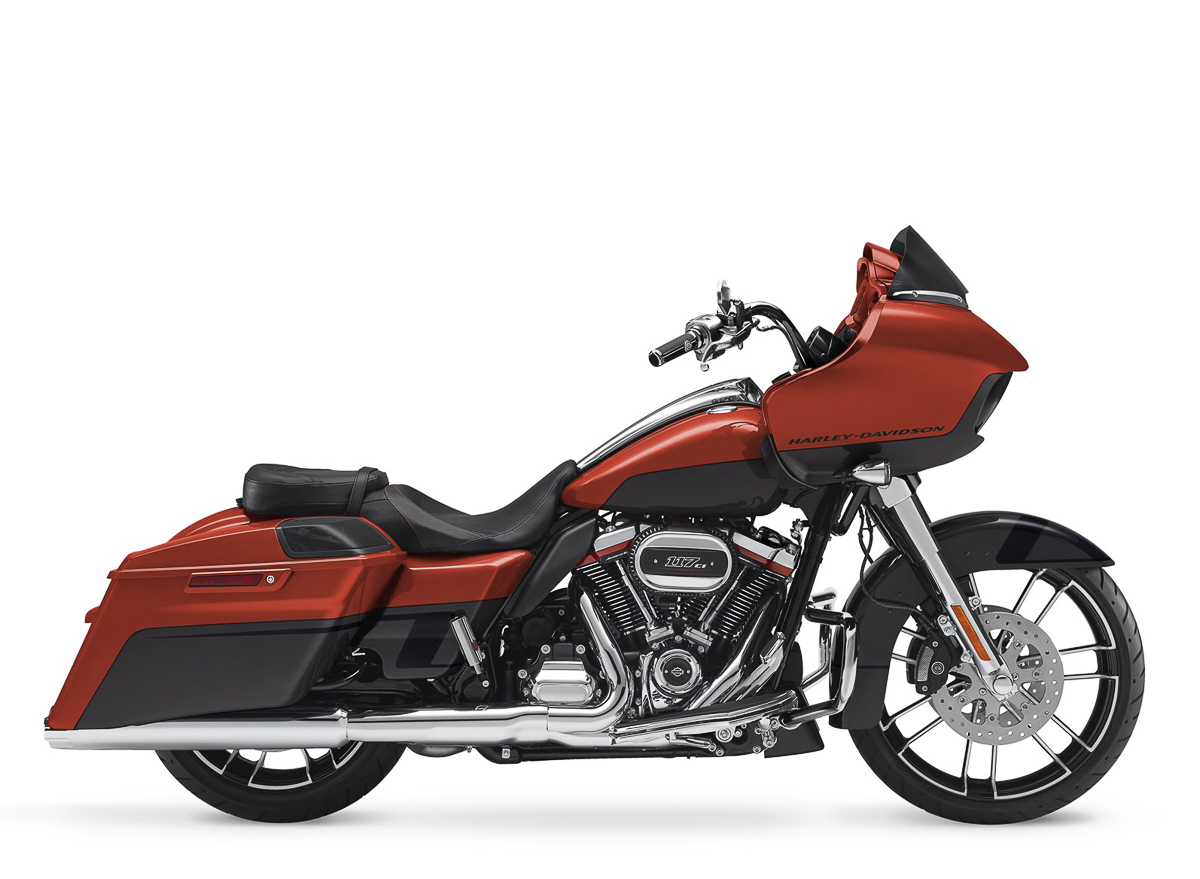 harley davidson launches three new 2018 cvo models bikesrepublic. Black Bedroom Furniture Sets. Home Design Ideas