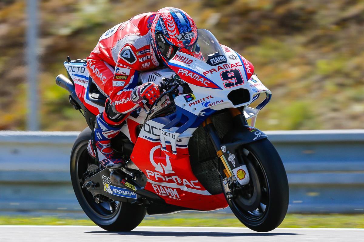 Pramac Ducati Jack Miller